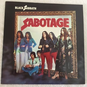 Black Sabbath – Sabotage, Vinyl LP, Warner Bros. Records – BS 2822, 1975, USA