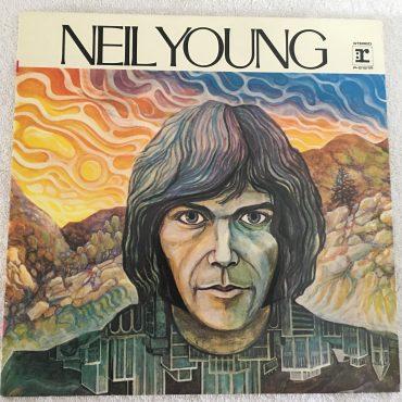 Neil Young – Neil Young, Japan Press Vinyl LP, Reprise Records – P-8121R, 1971, no OBI