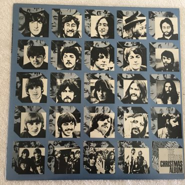 Beatles – Christmas Album, Vinyl LP, Promo Copy, Apple Records – SBC 100, 1970, UK