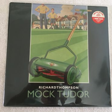 Richard Thompson – Mock Tudor, 2x Vinyl LP, Limited Edition, Bong Load Custom Records – BL 44, 1999, USA