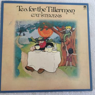 Cat Stevens – Tea For The Tillerman, Japan Press Vinyl LP,  A&M Records – AML 86, 1971, no OBI