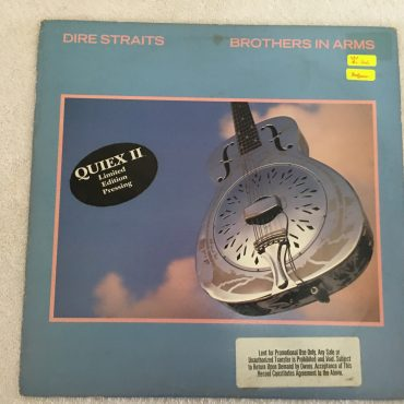 Dire Straits ‎– Brothers In Arms, Vinyl LP, Limited Promo Edition QUIEX II , Warner Bros. Records ‎– 1-25264, 1985, USA