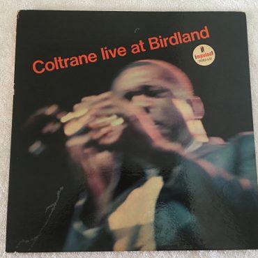 John Coltrane, Coltrane – Live At Birdland, Vinyl LP, 1St Pressing, Impulse! – AS-50, 1964, USA