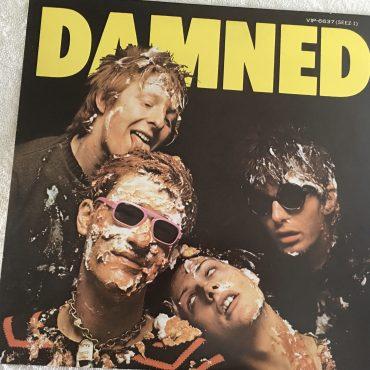 Damned – Damned, Japan Press Vinyl LP, Stiff Records – VIP-6637, 1979, no OBI