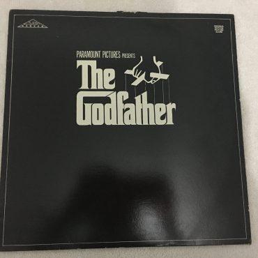 Nino Rota – The Godfather (Original Soundtrack Recording), Vinyl LP, Silva Screen – FILM 032, 1988, UK