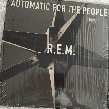 R.E.M. ‎– Automatic For The People, Vinyl LP, Warner Bros. Records ‎– 9 45055-1, 1992, USA