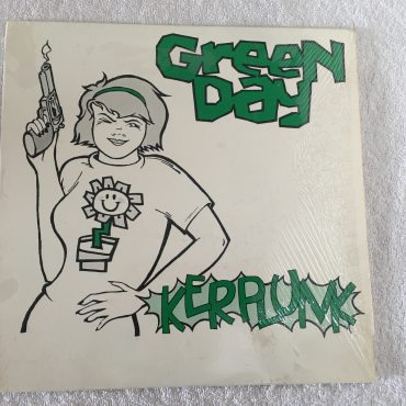 Green Day – Kerplunk!, Vinyl LP, Lookout! Records – Lookout 46, 1991, USA
