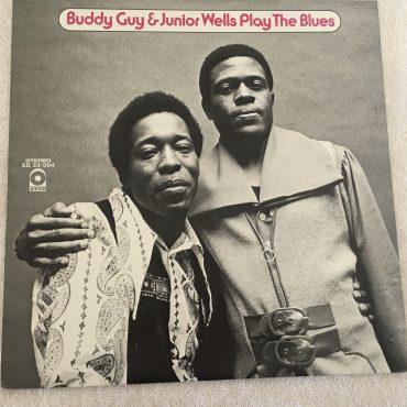 Buddy Guy & Junior Wells – Play The Blues, Vinyl LP, Atco Records – SD 33-364, Canada
