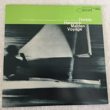 Herbie Hancock ‎– Maiden Voyage, Japan Press Vinyl LP, Blue Note ‎– LNJ-80077, 1976, no OBI