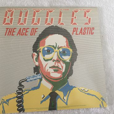 Buggles ‎– The Age Of Plastic, Vinyl LP, Island Records ‎– ILPS 9585, 1980, USA