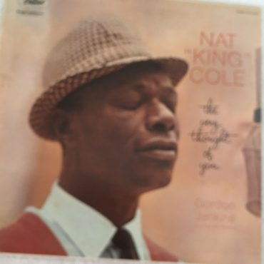 Nat King Cole – The Very Thought Of You, Japan Press Vinyl LP, Capitol Records – ECJ-50088, 1982, no OBI