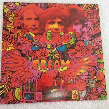 Cream – Disraeli Gears, Vinyl LP, Simply Vinyl – SVLP 08, 1997, Europe
