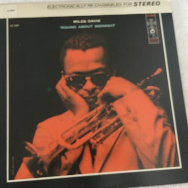 Miles Davis ‎– 'Round About Midnight, Vinyl LP, Columbia ‎– PC 8649, 1975, USA