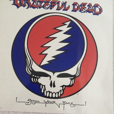 Grateful Dead – Steal Your Face, 2x Vinyl LP, Grateful Dead Records – GDV2 4006, 1989, Germany