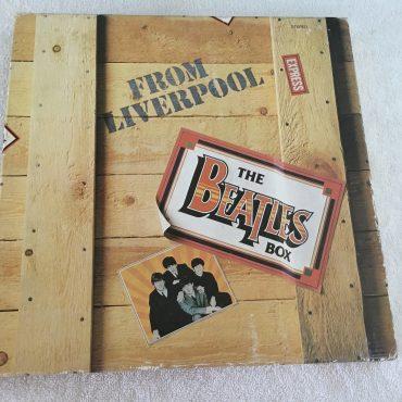 Beatles – From Liverpool – The Beatles Box, Japan Press 8 Vinyl LP,  EMI – EW 5341-5348, 1980, no OBI