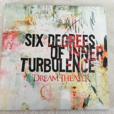 Dream Theater – Six Degrees Of Inner Turbulence, 2x Vinyl LP, 180 gram, Music On Vinyl – MOVLP781, 2016, USA