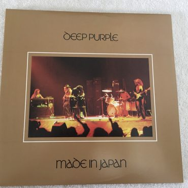 Deep Purple – Made In Japan, 2x Vinyl LP, Limited Edition 180 gram, Friday Music – FRM 2701, 2010, USA