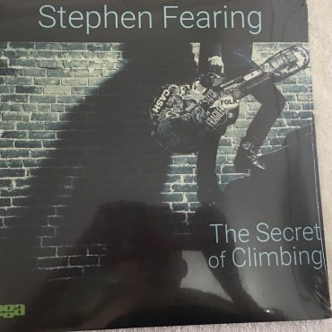 Stephen Fearing – The Secret Of Climbing, Brand New Vinyl LP, Rega – ENS 004, 2018, UK
