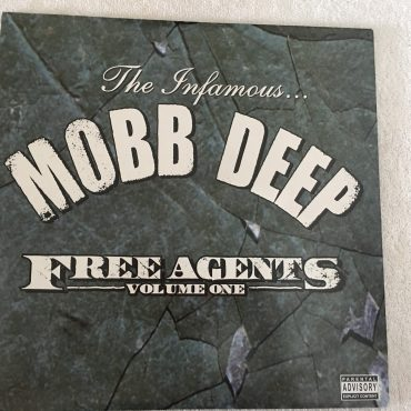 Infamous… Mobb Deep ‎– Free Agents (Volume One), 2x Vinyl LP, Landspeed Records ‎– LSR 9222, 2003, USA