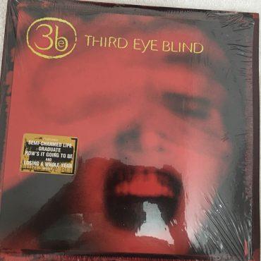 Third Eye Blind, Self Titled, 2 Vinyl LP Elektra 62012-1 USA, 1997