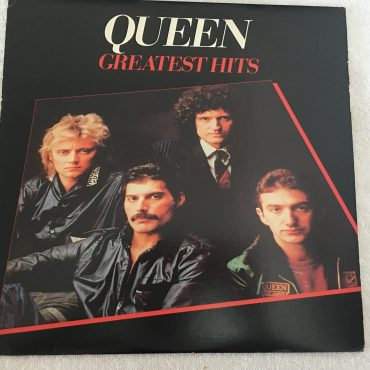 Queen, Greatest Hits, Vinyl LP, Allied Pressing, Elektra ‎– 5E-564, 1981, USA