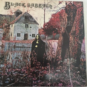 Black Sabbath – Black Sabbath, Japan Press Vinyl LP, NEMS – SP18-5010, 1980, no OBI