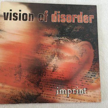 Vision Of Disorder – Imprint, Vinyl LP, Roadrunner Records – RR 8793-17, 1998, Europe