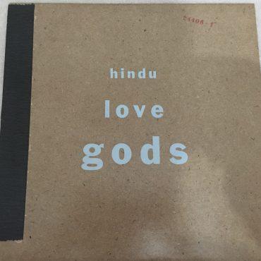 Hindu Love Gods – Hindu Love Gods, Vinyl LP, Giant Records – 1-24406, 1990, USA