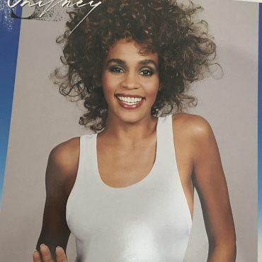 Whitney Houston – Whitney, Vinyl LP,  Arista – 208 141, 1987, Germany