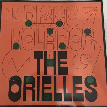 Orielles – Disco Volador, Orange Vinyl LP, Limited Edition, Heavenly – HVNLP176C, 2020, Europe