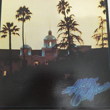 Eagles – Hotel California, Vinyl LP, Asylum Records – 6E-103, 1986, USA