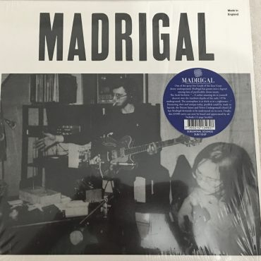 Madrigal ‎– Madrigal, Vinyl LP, Subliminal Sounds ‎– SUB-115-LP, 017, Sweden