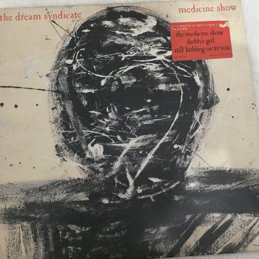 Dream Syndicate – Medicine Show, Vinyl LP,  A&M Records – SP 6-4990, 1984, USA