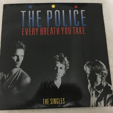 Police ‎– Every Breath You Take (The Singles), Japan Press Vinyl LP, A&M Records ‎– C28Y3095, 1986, no OBI