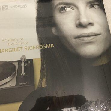 Margriet Sjoerdsma – A Tribute To Eva Cassidy, Brand New Vinyl LP, STS Analog – 6111197, 2020, Holland