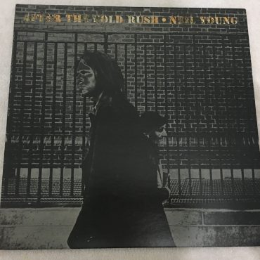 Neil Young, After The Gold Rush, Vinyl LP, Reprise Records – RS 6383, 1970, USA