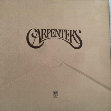 Carpenters – Carpenters, Vinyl LP, A&M Records – SP 3502, 1971, USA