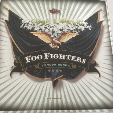 Foo Fighters, In Your Honor, 4x Vinyl Embossed Box Set, RCA – 82876 68038-1, 2005, USA