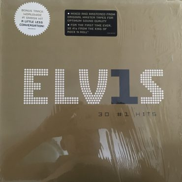 Elvis Presley – ELV1S 30 #1 Hits, 2x Vinyl LP, RCA – 07863-68079-1, 2002, USA