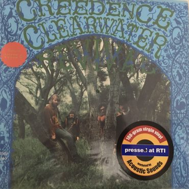 Creedence Clearwater Revival – Creedence Clearwater Revival, Vinyl LP, Analogue Productions – APP 8382, 2002, USA