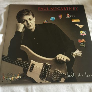Paul McCartney All The Best 2 X Vinyl LP Parlophone PMTV 1