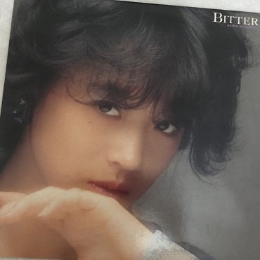 Akina Nakamori 中森明菜 ‎– Bitter And Sweet, Japan Press Vinyl LP, Reprise Records ‎– L-12593, 1985, no OBI